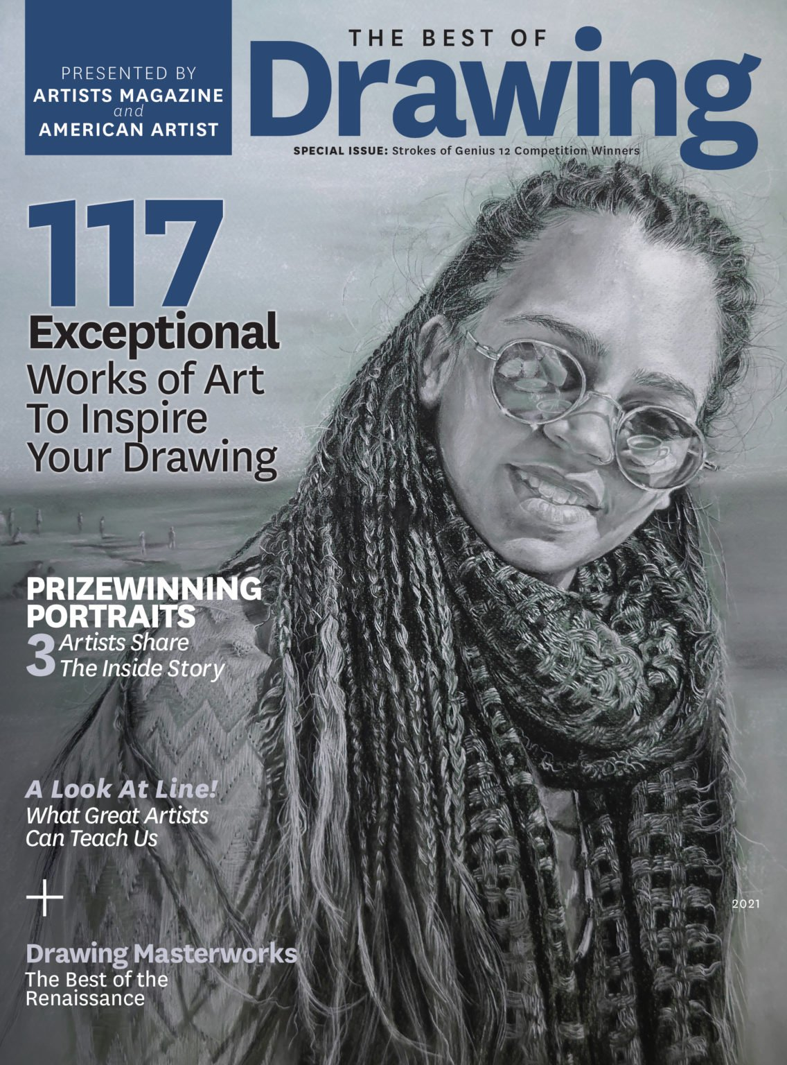 Best of Drawing, Strokes of Genius 12 special issue