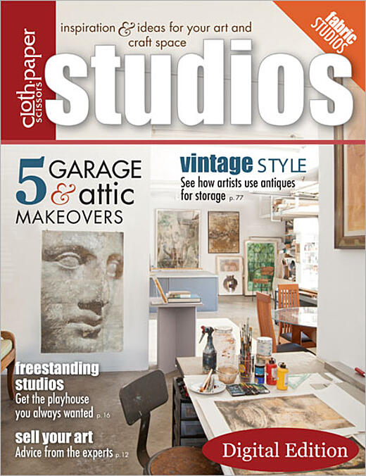 Studios, Fall 2012 Magazine Download
