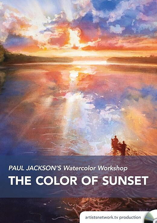 Paul Jackson's Watercolor Workshop: The Color of Sunset Video Download